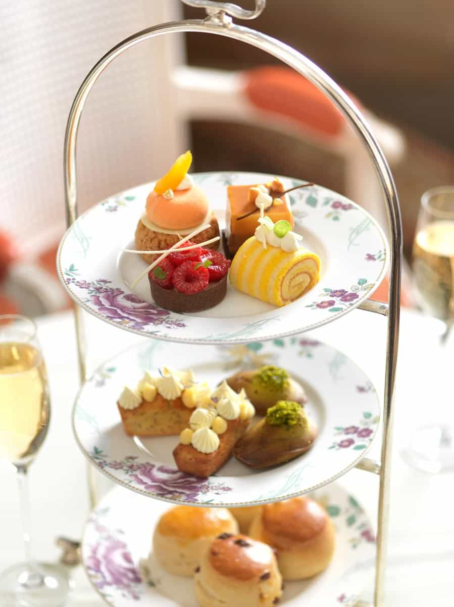 New Summer Afternoon Tea at The Savoy