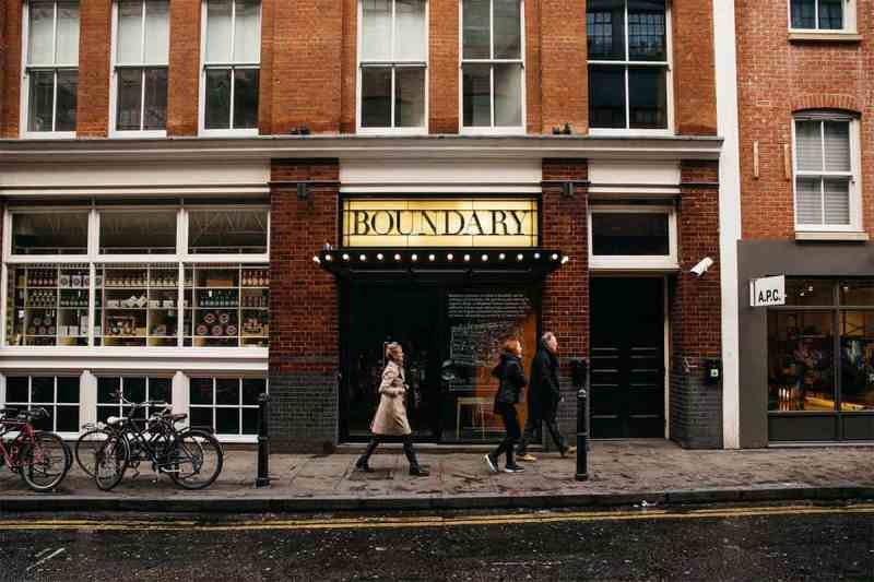 Review: Boundary London