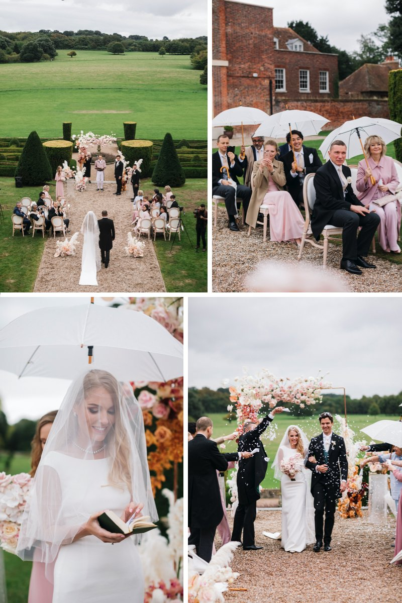 Real Wedding: A Quintessentially English wedding with Russian elegance