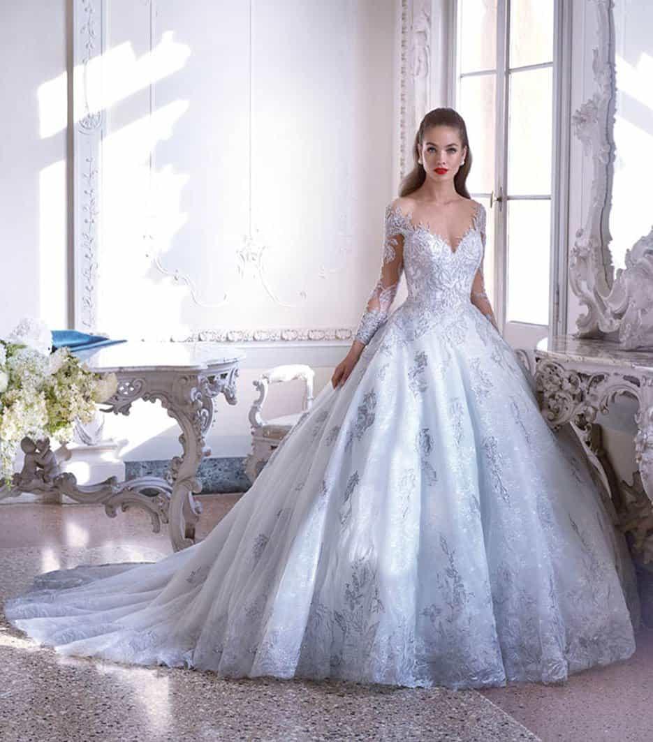 Top Wedding Dress Collection: Demetrios – Platinum - Jolie