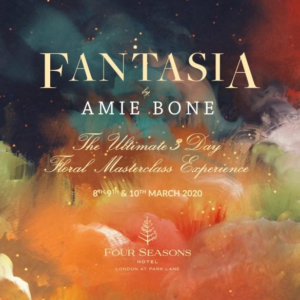 Amie Bone Fantasia At The Four Seasons London