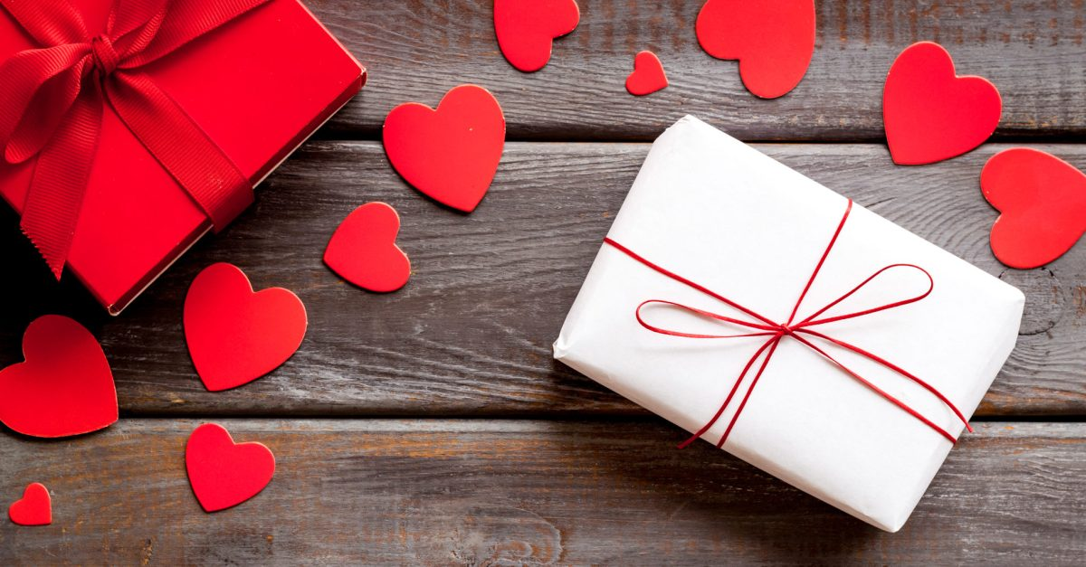 Top 5 Valentine's gifts from our 5 Star Boutique