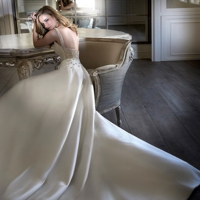 Wedding dress collection: Caroline Castigliano – The Power of Love
