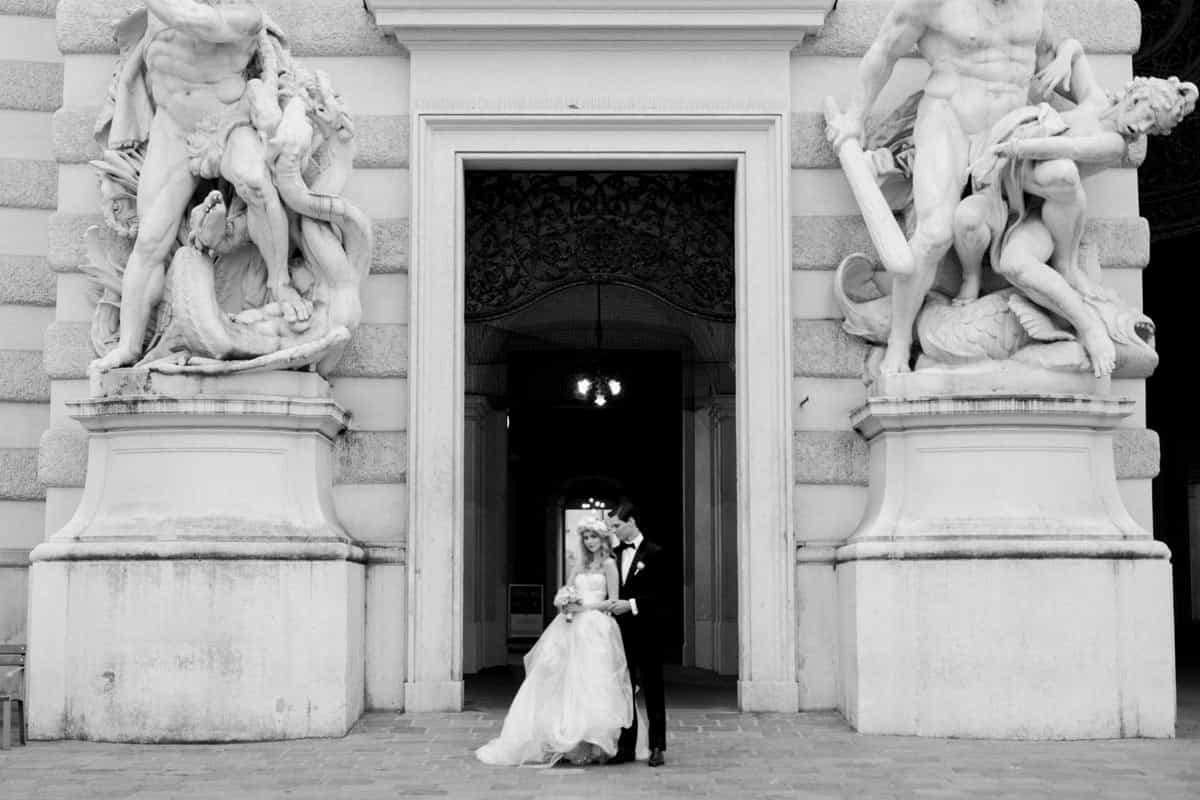 Love At The Palais Liechtenstein In Vienna