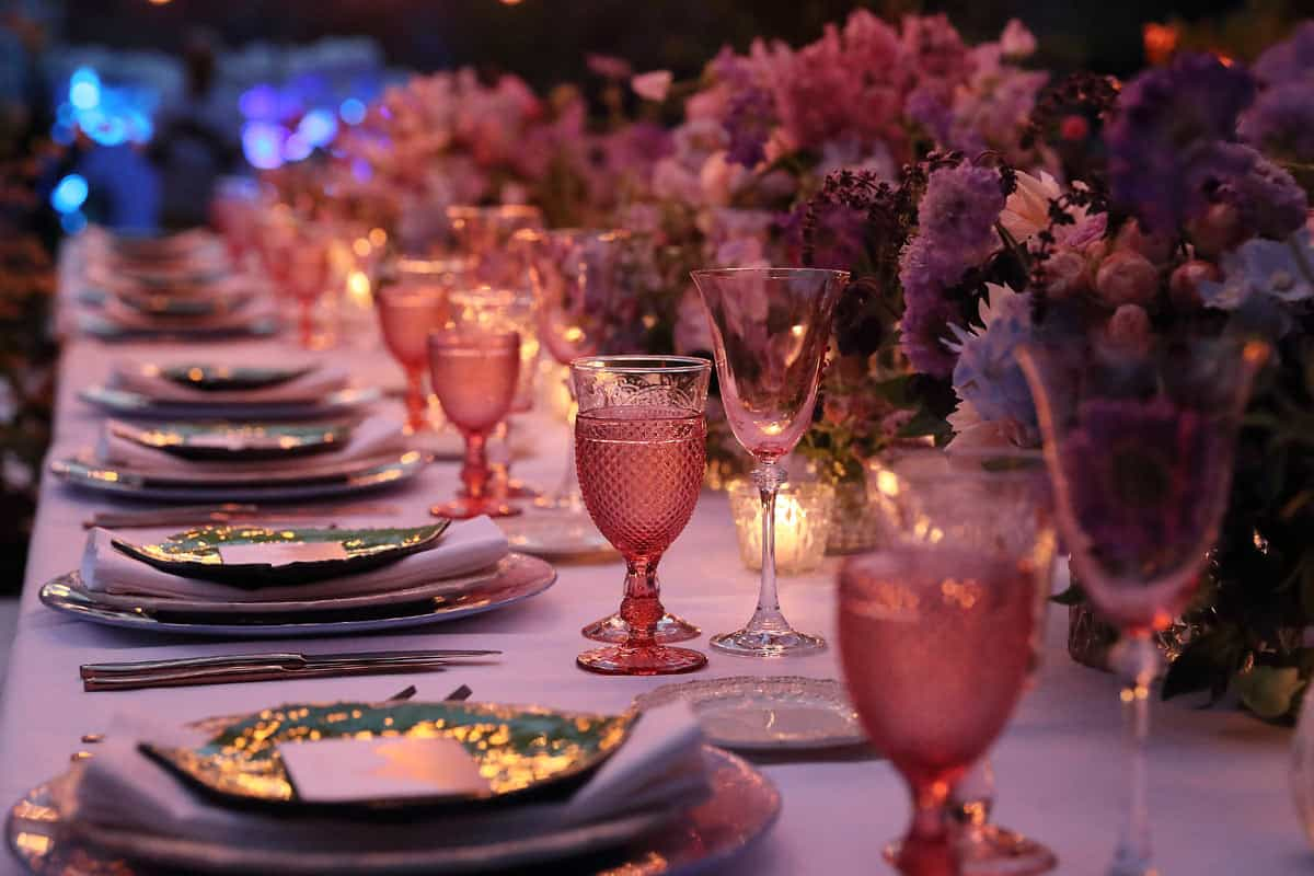 A Midsummer Night's Wedding