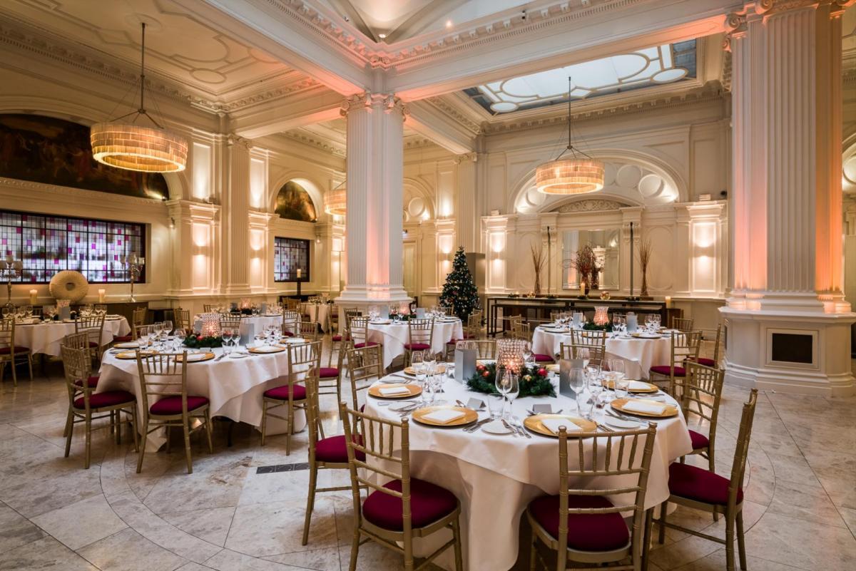 50 Luxury Wedding Venues in London 39