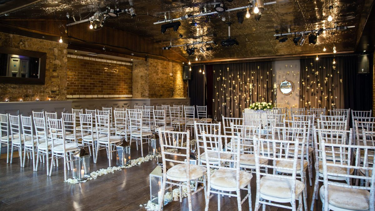 50 Luxury Wedding Venues in London 77