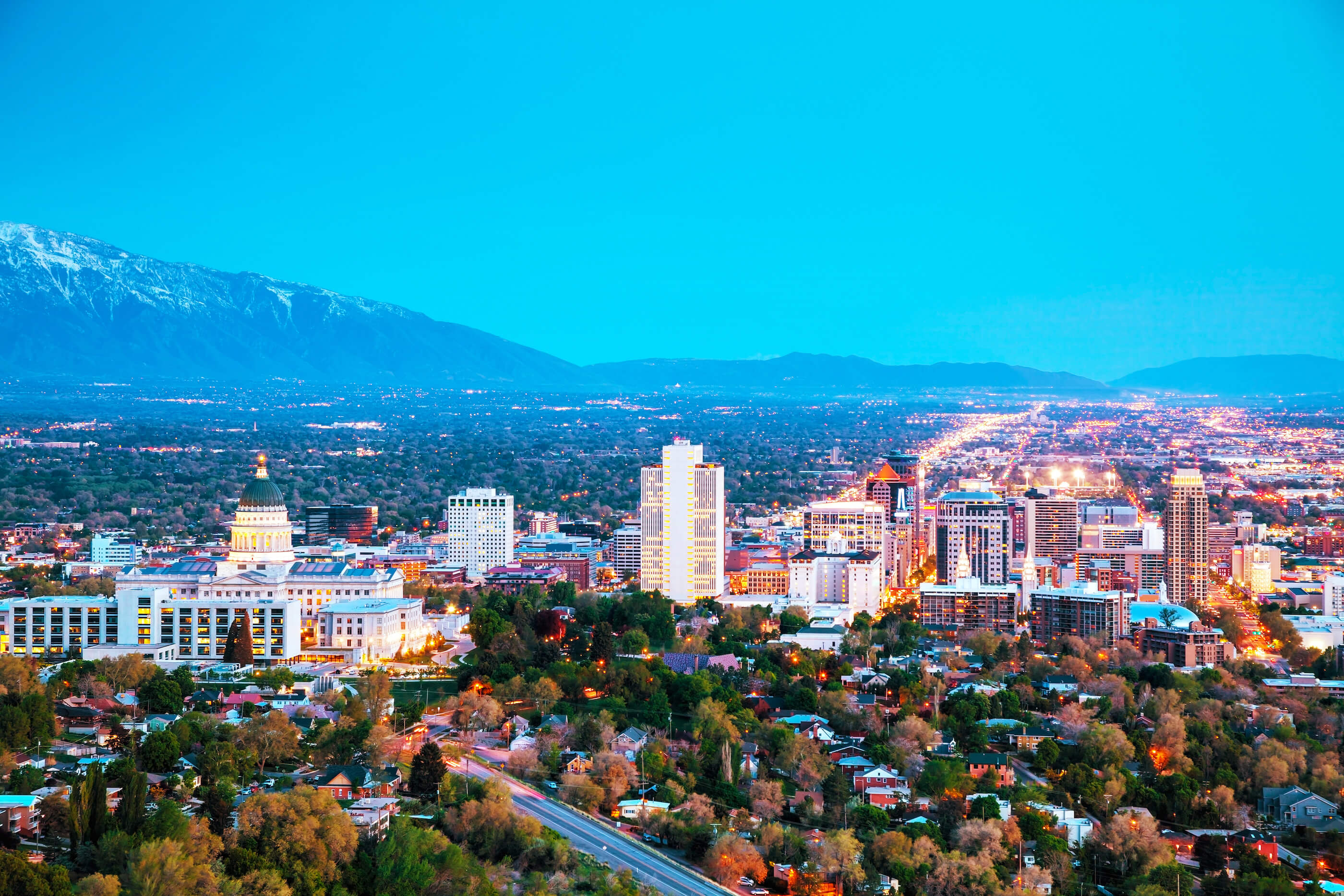 Salt Lake City + 5th