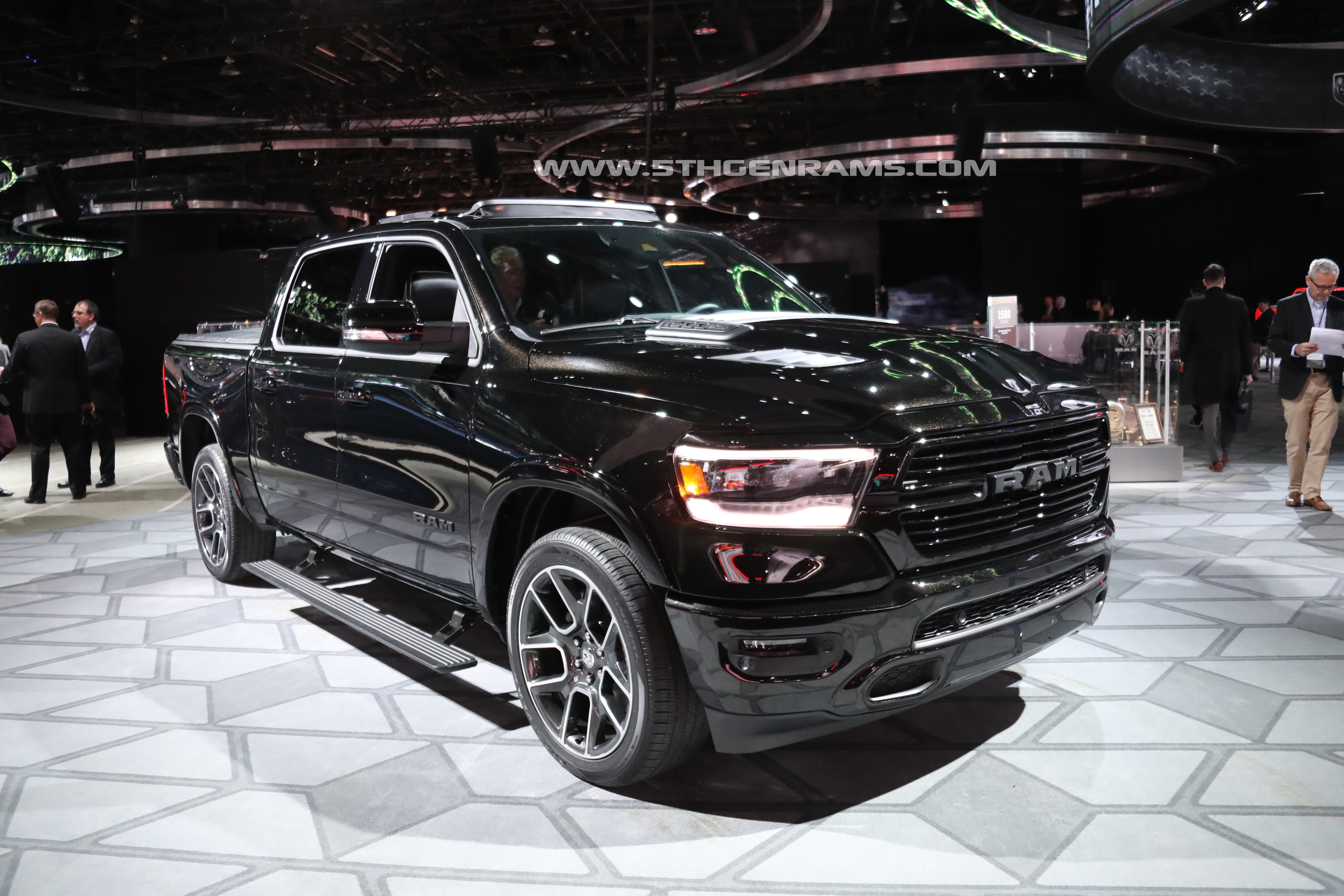 Ram Canada Adds Sport And Black Packages To The Laramie Trim 5th