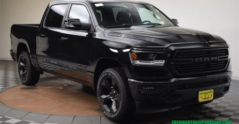 Ram Big Horn >> The first 2019 Ram 1500's have started to arrive at dealers - 5th Gen Rams