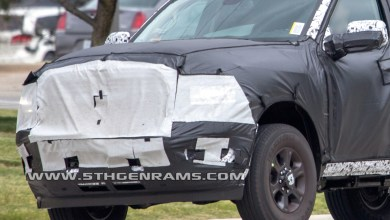 Photo of SPIED: Multiple 2020 Ram HD trucks caught testing