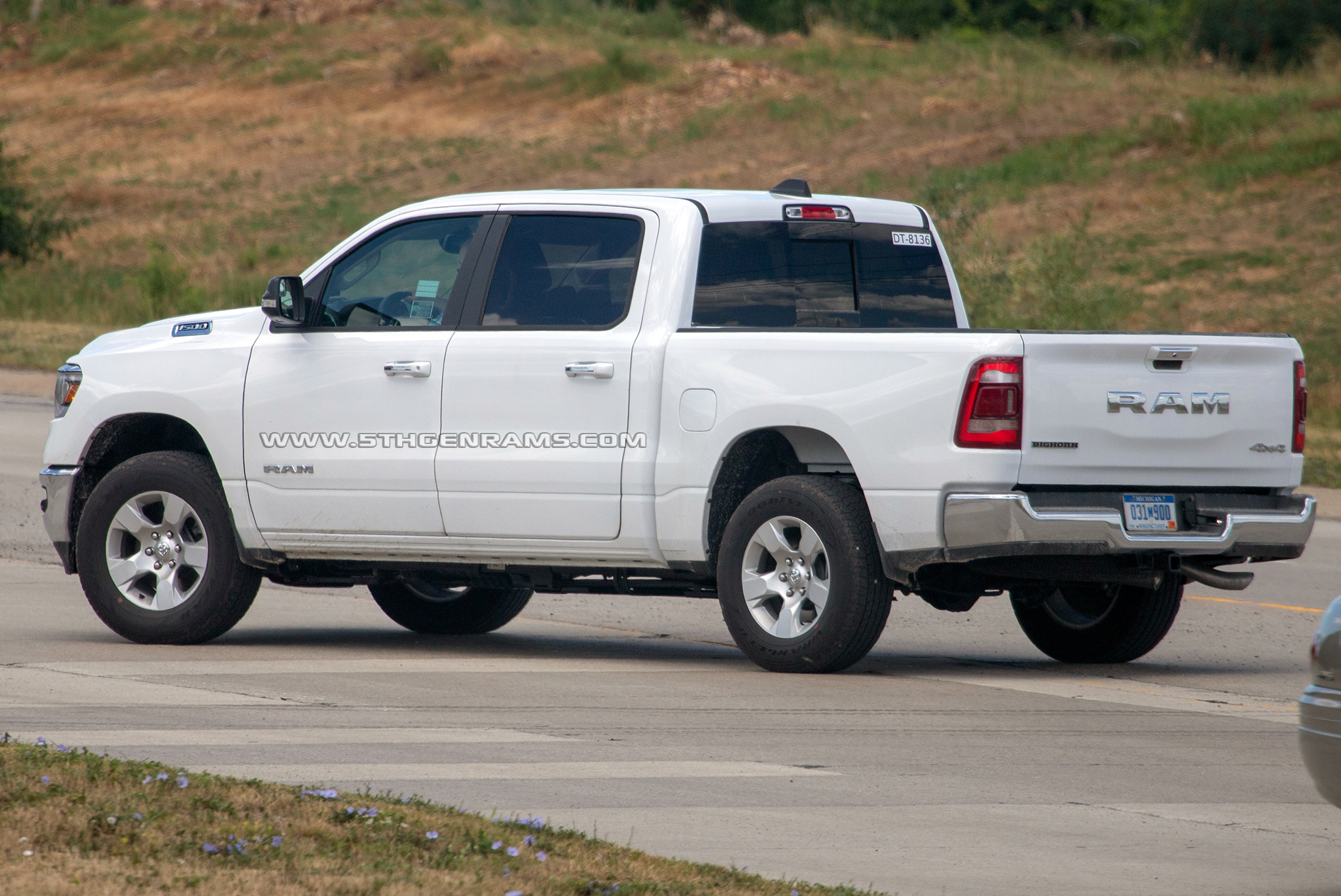 Pentastar Powered Ram 1500 To Be Exported 5th Gen Rams