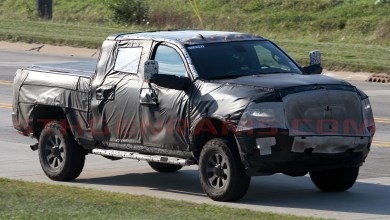 Photo of CAUGHT: 2020 Ram Power Wagon Testing