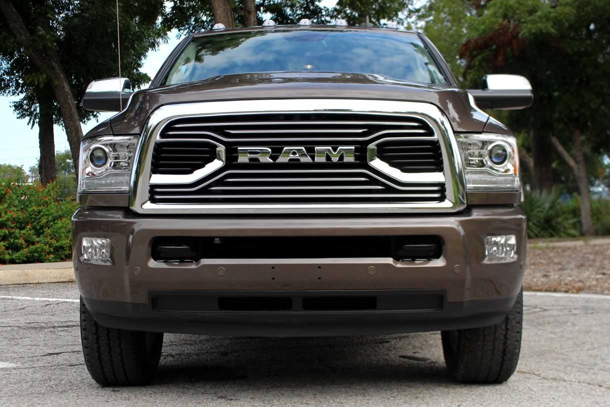 2018 Ram HD Rodeo