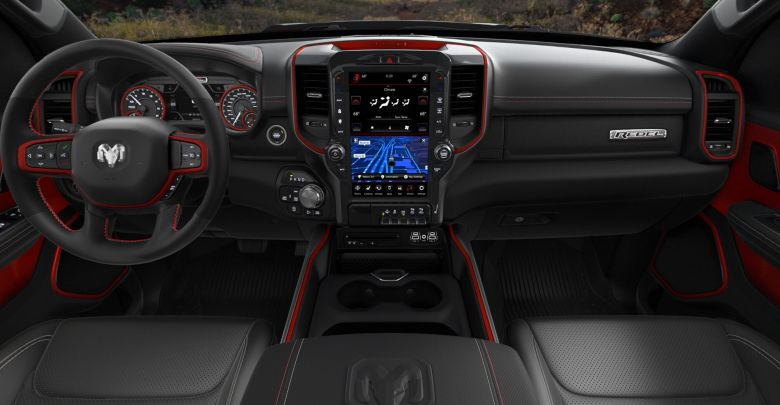 2019 ram 1500 rebel 12 package now available on build price 5th gen rams. Black Bedroom Furniture Sets. Home Design Ideas
