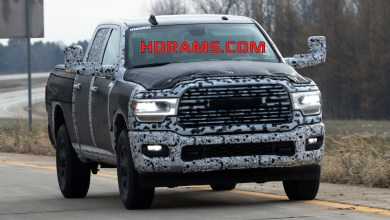 Photo of CAUGHT: 2019 Ram 2500 Big Horn Shows Its New Face: