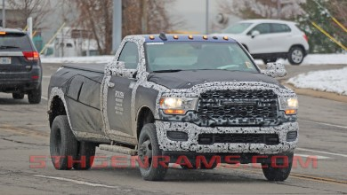 Photo of The 2019 Ram 3500 Tradesman Regular Cab Dually Looks Tougher Than Ever: