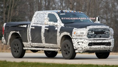 Photo of CAUGHT: 2019 Ram 2500 Laramie Crew Cab 4×4: