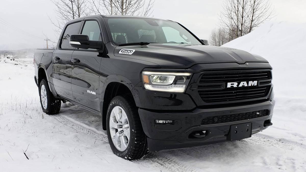 Ram 1500 North Edition Models On Lots In Canada:
