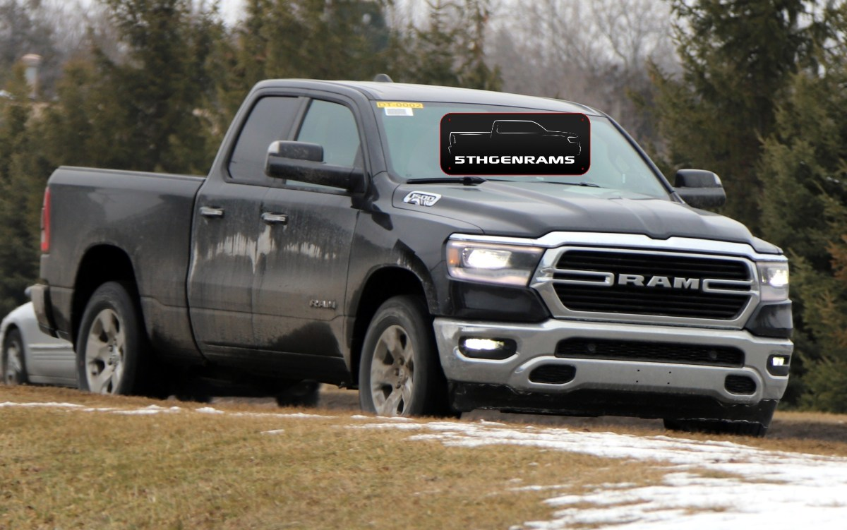 Ram 1500 EcoDiesel V6 Updates & News: