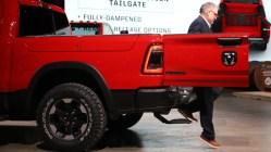 2019 Ram 1500 Rebel with Multifunction Tailgate. (5thGenRams).