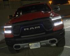 2019 Ram 1500 Rebel Crew Cab 4x4 5.7-liter HEMI. (5thGenRams).
