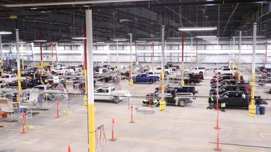 Photo of Inside Mopar's Custom Shop At Sterling Heights Assembly: