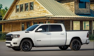 2020 Ram 1500 Big Horn Night Edition. (Ram).