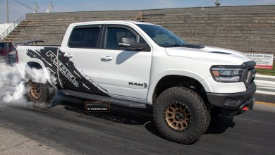 "Photo of Meet The HELLCAT-Powered Ram ""RebHELL"" Pickup:"