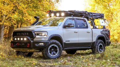 Photo of Mopar Introduces The Ram Rebel OTG Concept For SEMA: