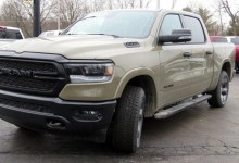 "Photo of Ram ""Built To Serve Edition"" Models Start Arriving In Dealer Inventories:"