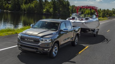 Photo of New Reverse Steering Control Is Part Of New Package For 2021 Ram 1500: