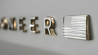 Photo of Jeep® Teases Ram-Based Grand Wagoneer, For First Time: