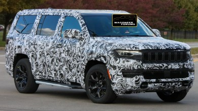 Photo of SPOTTED: 2022 Jeep® Wagoneer (WS) – The More Mainstream Full-Size SUV:
