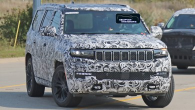 Photo of CAUGHT: Our Best Look Yet Of The Ram-Based 2022 Jeep® Wagoneer (WS):