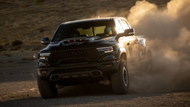 Photo of The 2021 Ram 1500 TRX Has Been Named MotorTrend Truck of the Year® Title: