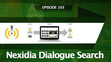5 THINGS: on Nexidia Dialogue Search Thumbnail