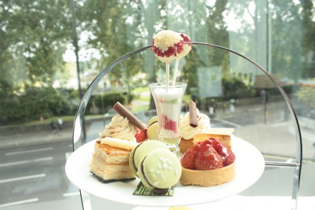 Lancaster London Afternoon Tea