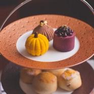 Pumpkin Afternoon Tea, Bohemia, The Club Hotel & Spa, Jersey 2