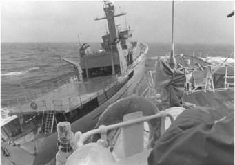 Cod Wars