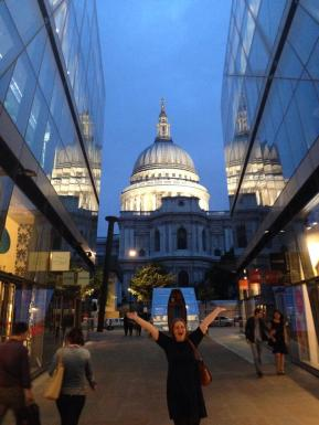 St Pauls London Gemma Horton Blogger Interviews