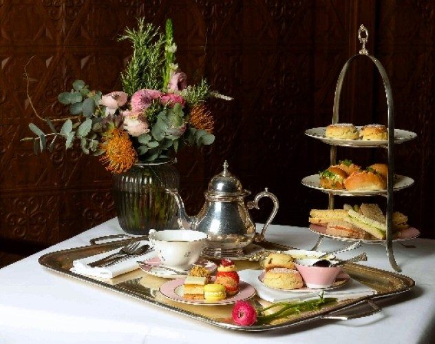 Right Royal Afternoon Tea