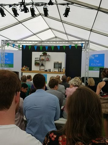 5 things to do at Hampton Court Food Festival #London #Food #Travel #royalfoodfest
