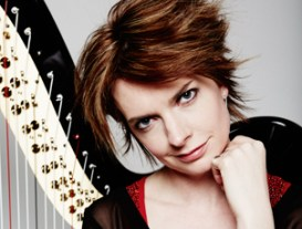 Harpist Catrin Finch