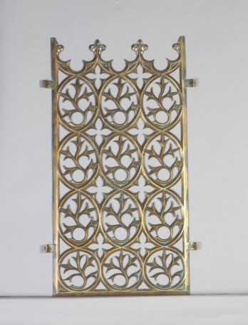 Pugin, AWN - Palace of Westminster grill. Courtesy of The Fine Art Society London