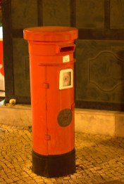 Post Box, Tavira
