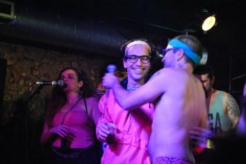 Mr Fitness with La Plante Mutante, Bafo de Baco