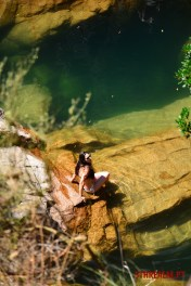 Arado's waterfall