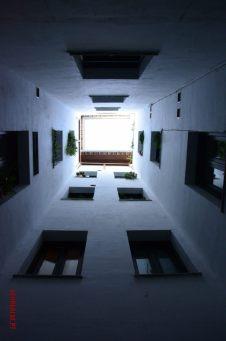 Andalusian Patio Granada Spain