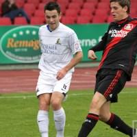 20101030 Leverkusen II - Eintracht Trier, Kempny, Regionalliga West, Foto: Anna Lena Bauer - 5VIER